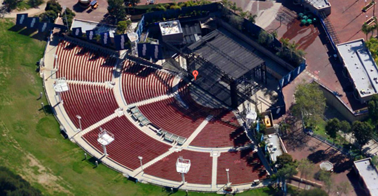 TDR Engineering - Pacific Amphitheater
